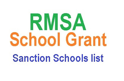 School Annual Grant Released AP Rc.No.1418 - Sanction 6153 Schools List