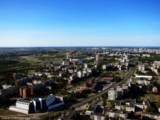 popular places in vilnius