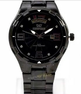Jual Jam Tangan Mirage Original warna hitam