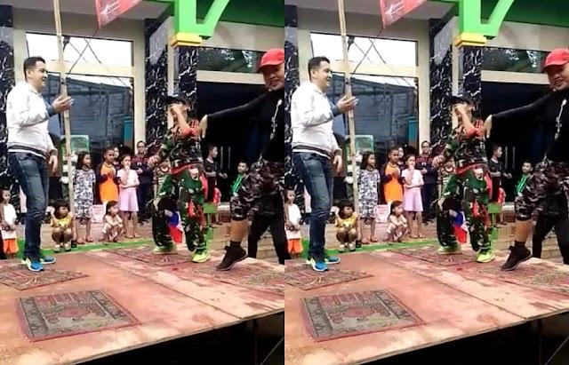 Video Caleg PDIP Senam di Atas Sajadah, Polisi Belum Temukan Unsur Pidana