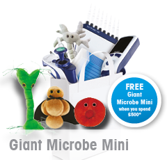 Free Giant Mircobe Mini