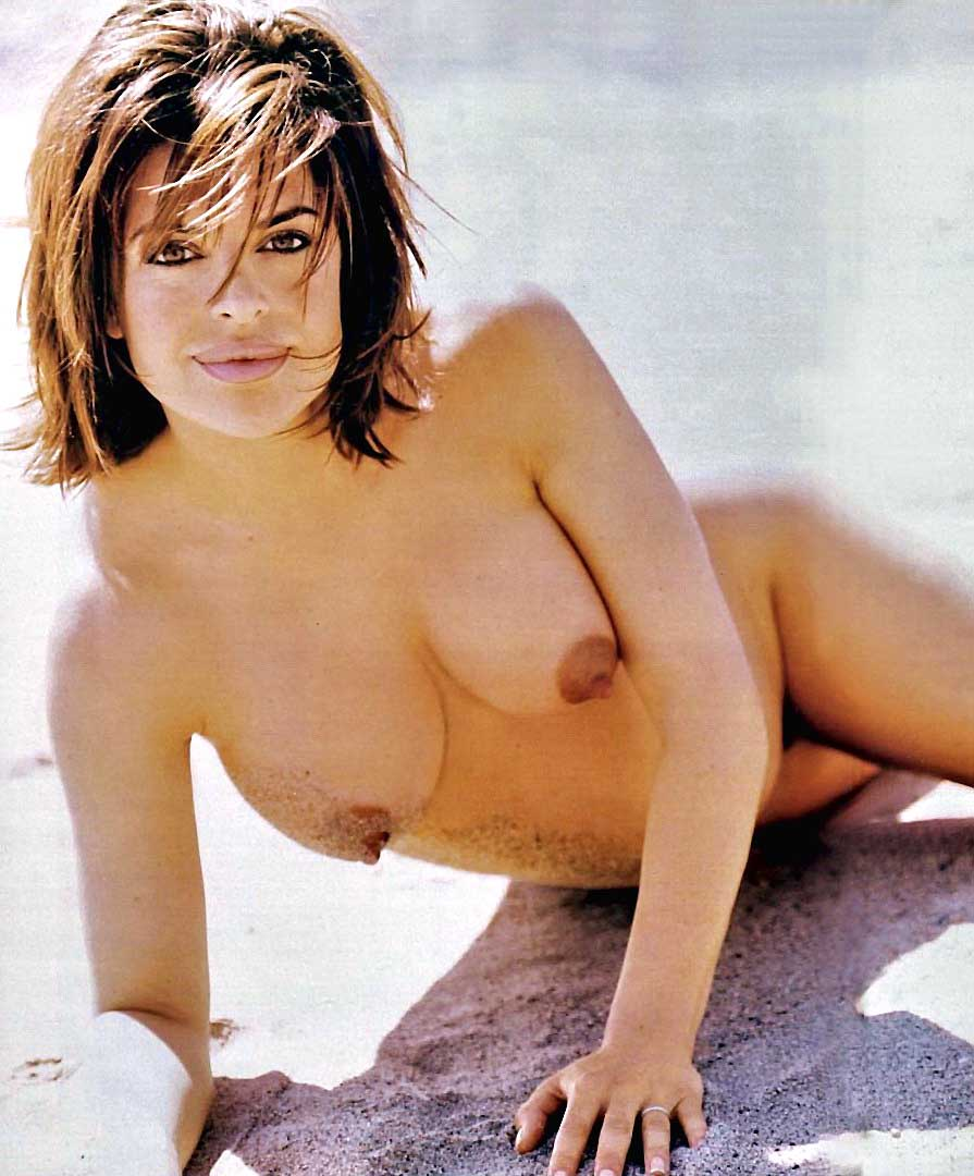 You tell, Lisa rinna hot nude are