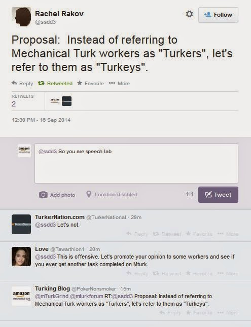Tips For Requesters On Mechanical Turk