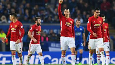 Zlatan Ibrahimovic Di Pastikan Keluar Dari Manchester United