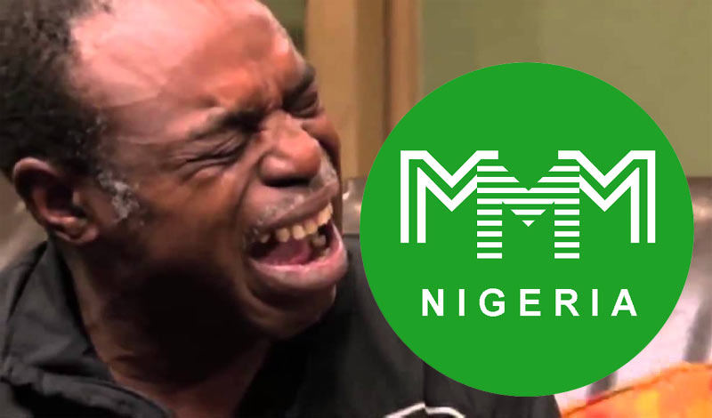 Photos: Popular blogger rejects mega million naira offer from MMM Nigeria