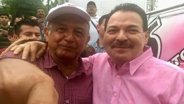 Julio Preciado aceptó invitación de AMLO para unirse a Morena.