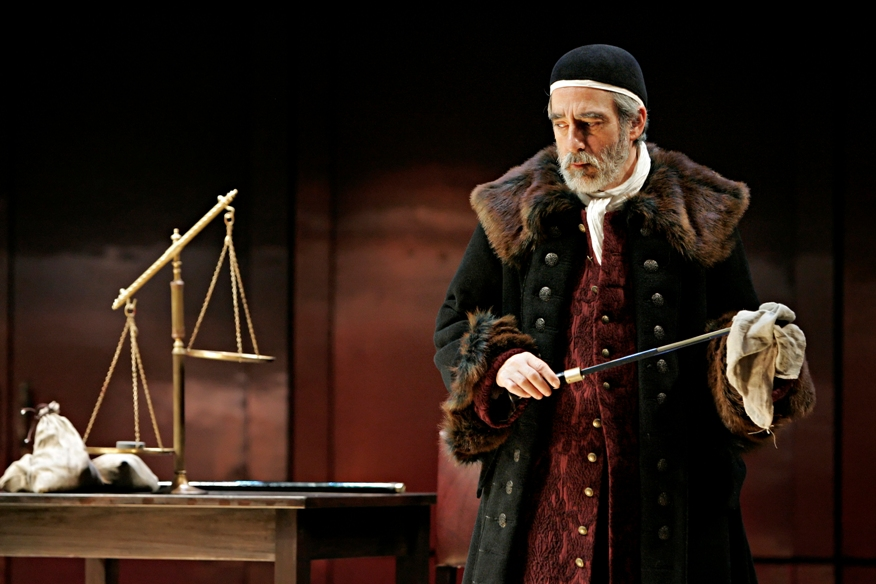 Merchant of venice shylock and antonio