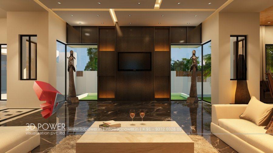 3d interior designs interior designer living room for Living room 3d view