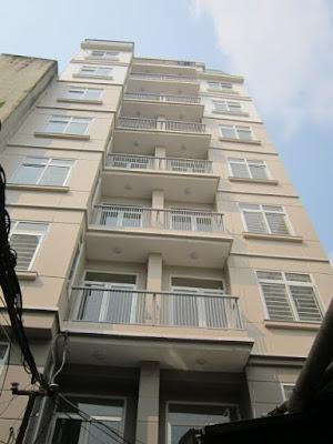 Bán Chung cư mini Vân Hồ chỉ từ 550 triệu- Đầy đủ nội thất