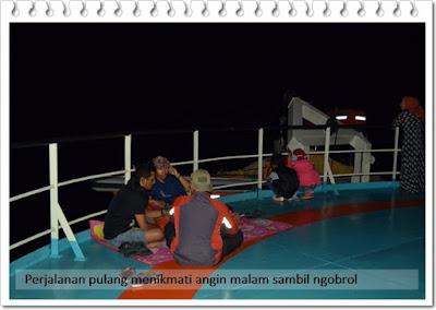 sail to krakatau