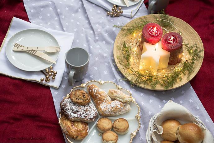 Poner mesa de navidad - Misterios DECO