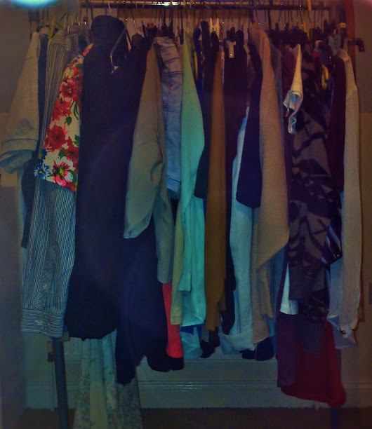 Capsule Wardrobe: De-clutter and planning