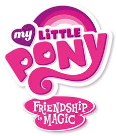 My Little Pony Friendship Is Magic logo