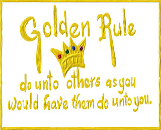 Hometrainin' - Parentunplugged - Stacy Snyder - The Golden Rule