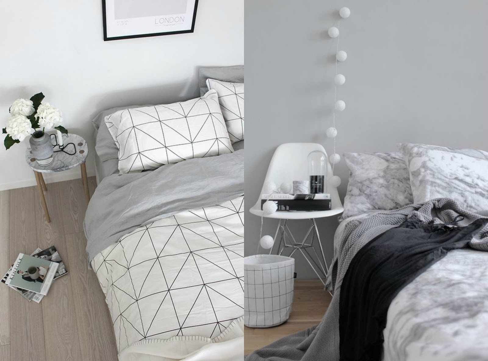 Pinterest mood boards bedroom inspiration see the stars for Room inspiration bedroom