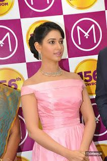 Tamanna Stills at Malabar Gold Showroom Launch