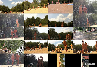 Moscow Nudists in Serebryanny Bor. Part-3.