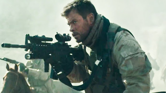 12 Strong | Movie Trailer Review 2017