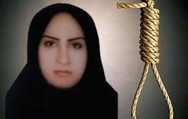 ΧΑΜΟΣ ΣΤΑ ΣΚΟΥΠΙΔΙΑ ΟΙ ΓΥΝΑΙΚΕΣ ΣΤΟ ΙΣΛΑΜ: Το Ιράν κρέμασε 24χρονη που τη βί αζαν στα 17 της ο άνδρας της και ο κουνιάδος της