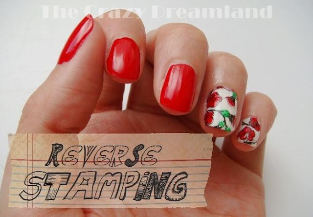 reverse stamping