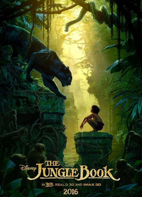 Poster oficial The Jungle Book