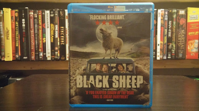 Cover shot of Black Sheep from Canada
