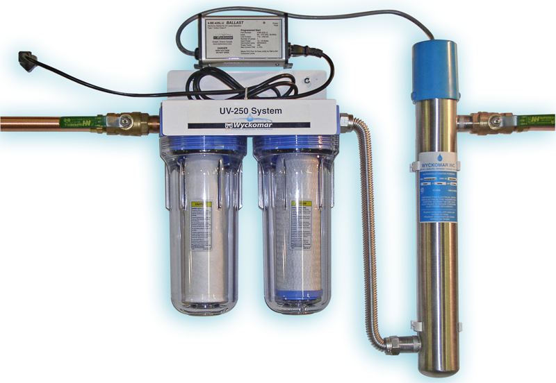 Water Purification Filters 100