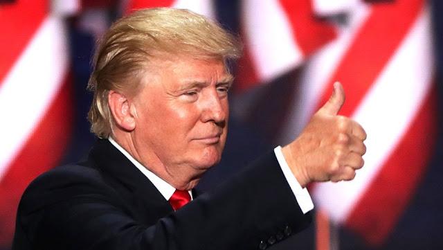 """A presidência de Trump estaria ficando normal? Ou """"Não, Trump não pode..."""""""