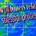 How polymers relax after stressful processing