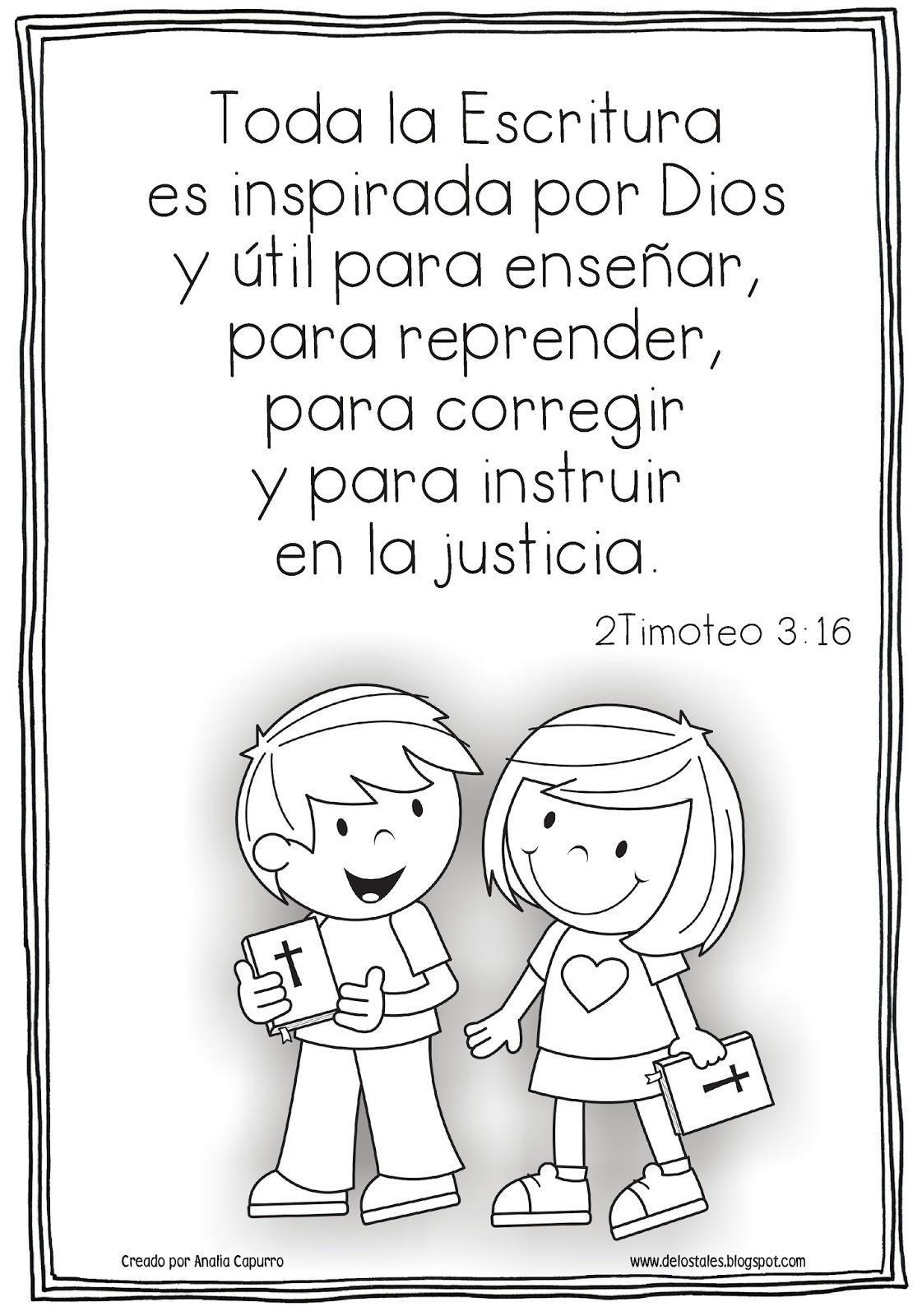Encantador Biblia Amistad Para Colorear Bosquejo - Dibujos Para ...
