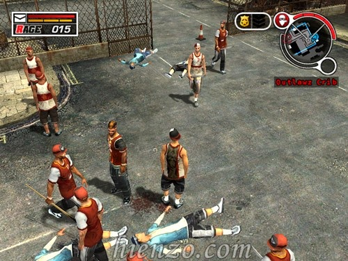 Crime Life Gang Wars PC Gameplay