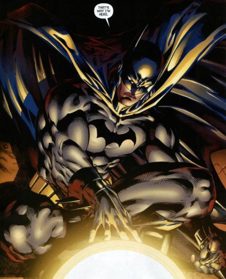 Have hit dick grayson new batman are right