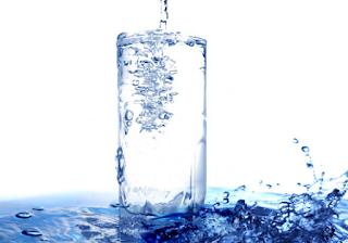 air dapat membuat kulit menjadi halus