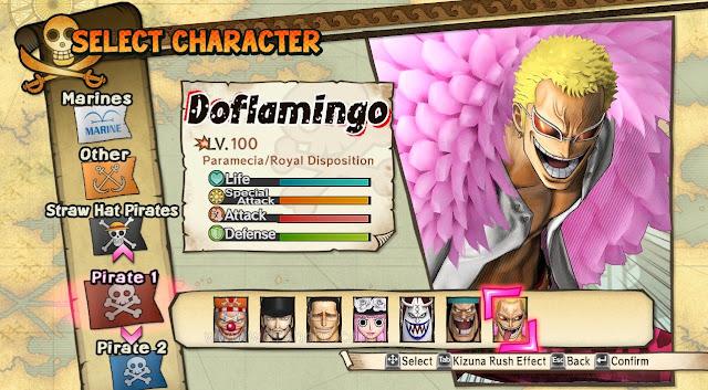 Save One Piece Pirate Warriors 3 [TAMAT]