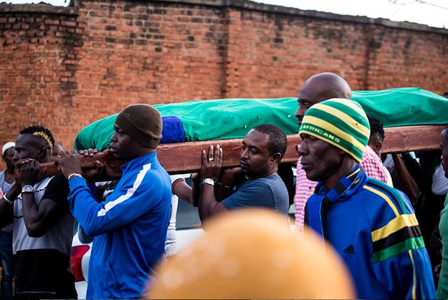 Majonzi Yatanda Rwanda Msiba wa Ndikumana