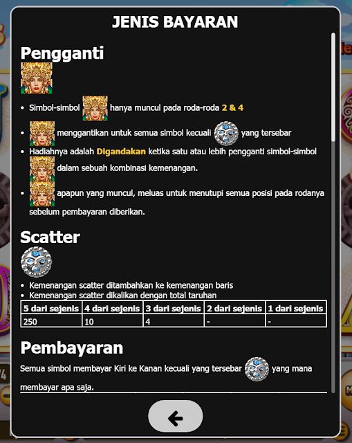 OKE77.COM AGEN SLOT GAMES AZTLAN'S GOLD DELUXE ONLINE