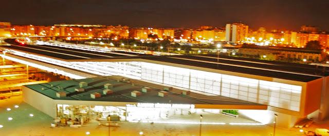 Estación AVE Valencia Joaquín Sorolla