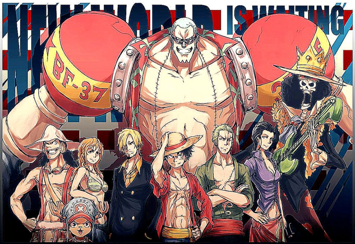 One Piece Character Hd Wallpaper | Important Wallpapers