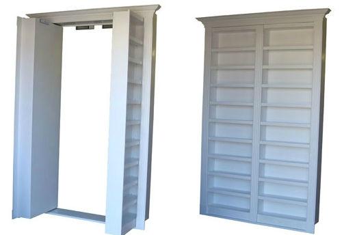 fabriquer un passage secret dans sa maison niko pik. Black Bedroom Furniture Sets. Home Design Ideas