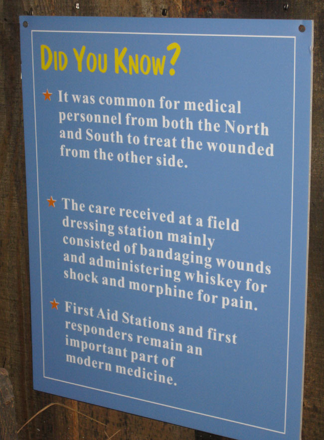 Did you know? facts in the museum