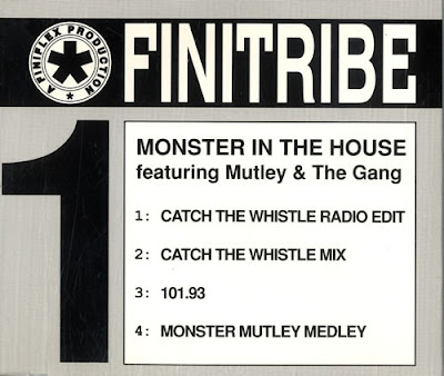 Finitribe - Monster In The House