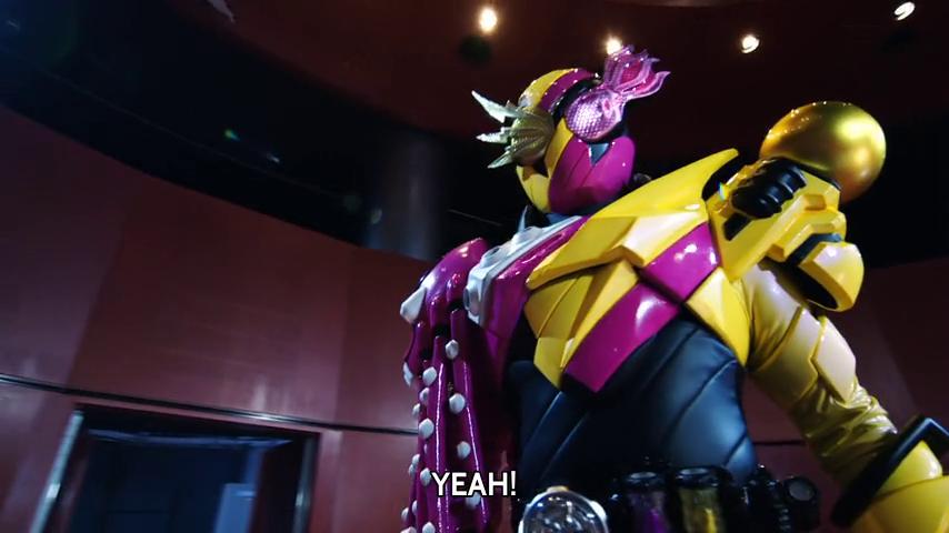Kamen Rider Build Episode 13: Who Removes The Veil?