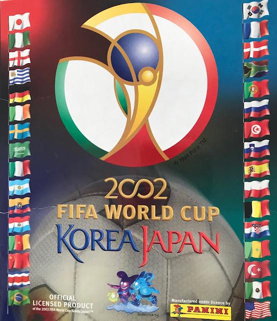 Korea e Giappone 2002 versione internazionale