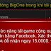 Cách nhận 15.000 xu cho tài khoản bigone mới lập