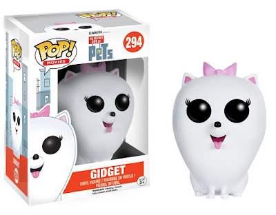 TOYS : JUGUETES - FUNKO POP Mascotas - Gidget : Figura The Secret Life of Pets  PELICULA 2016 | A partir de 3 años Comprar en Amazon España & buy Amazon USA