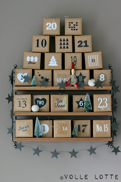 Box, Advent, Kind, Mann, Nordal, Schenken