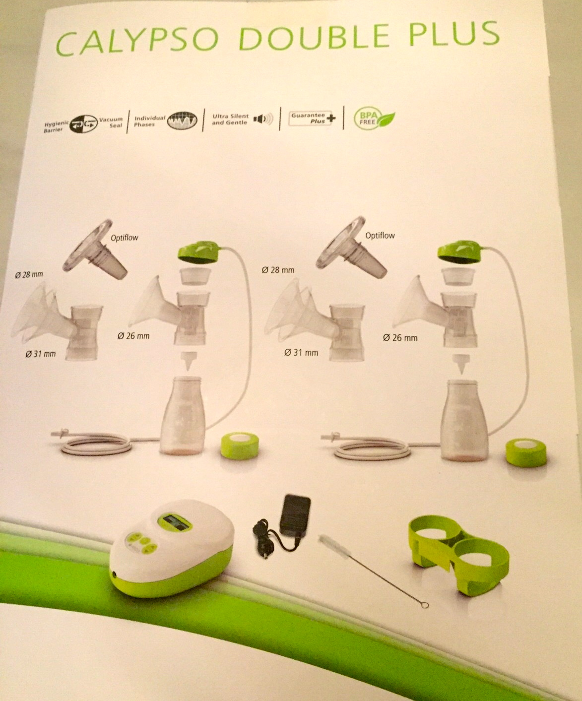 A Review Of The Ardo Calypso Double Plus Breastpump Kerry Louise