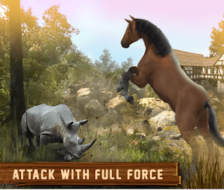 Online Horse Simulation Games