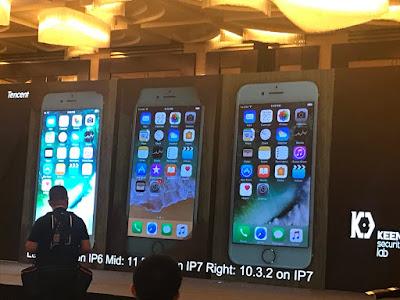 cydia iOS 10.3.2/ iOS 11 beta has been jailbroken [Photos] iPhone Jailbreak