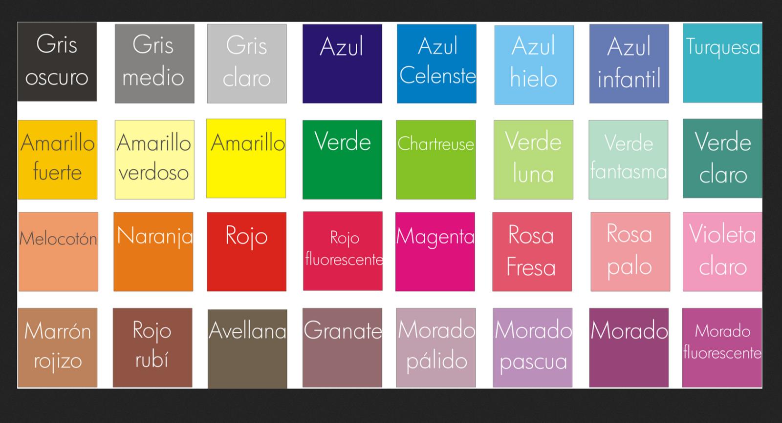 Construccion ampliaciones en metalcon color muebles de cocina - Nombres de colores de pinturas ...